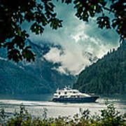Princess Louisa Inlet Art Print