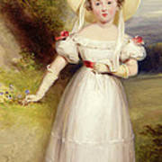 Princess Victoria Print by Stephen Smith