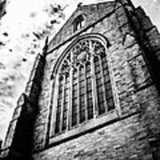 Princeton University Chapel Art Print