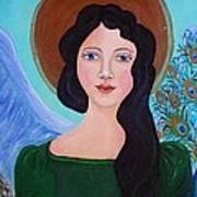 Priscilla  The Balancing Angel Of Love Art Print
