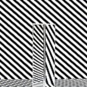 Prism Stripes 1 Art Print
