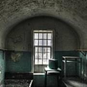 Prison Cell Art Print