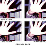 Private Acts Art Print