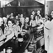 Prohibition Repeal, 1933 Art Print
