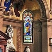 Projections Of Faith Art Print