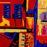 Promenade  - II - Art Print