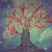 Promise Tree Art Print