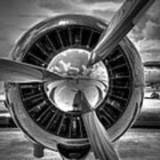 Props And Jet Art Print