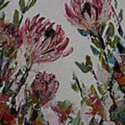 Proteas Art Print