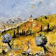 Provence 78314030 Art Print