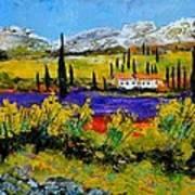 Provence 885120 Art Print