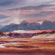 Provincelands Art Print