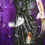 Ptaci Art Print