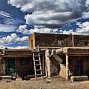 Pueblo 1 Art Print