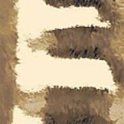 Pueblo Steps Se Art Print