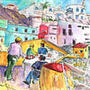 Puerto De Sardina 01 Art Print