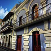 Puerto Rico - Old San Juan 002 Art Print