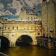 Pulteney Bridge Art Print