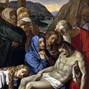 Pulzone, Scipione Il Gaetano Art Print