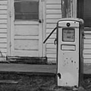 Pump Closed Art Print