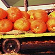 Pumpkin Load Art Print