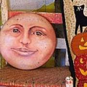 Pumpkin Patch 3 Art Print