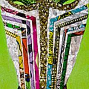 Punda Milia Art Print by Apanaki Temitayo M