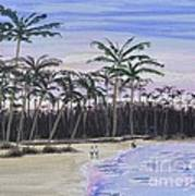 Punta Cana Getaway Art Print