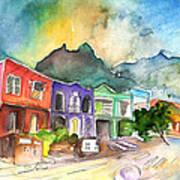 Punta Del Hidalgo 01 Art Print