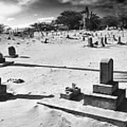 Puupiha Cemetery Lahaina Maui Art Print