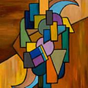 Puzzle IIi Art Print