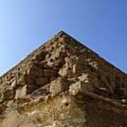 Pyramids Of Giza 20 Art Print