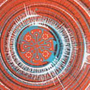 Quadrospora Art Print