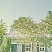 Quaint Home Art Print