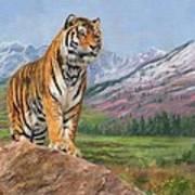Queen Of Siberia Art Print