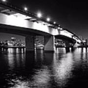 Queensway Bridge Art Print