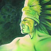 Quetzal Art Print
