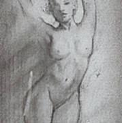 Quick Sketch Print by Luis  Navarro
