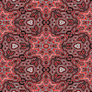 Quilted... Art Print