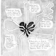 Quintuple Bypasses Explained Art Print