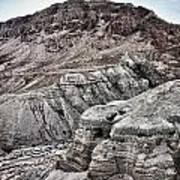 Qumran Art Print