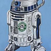 R2decaf Art Print