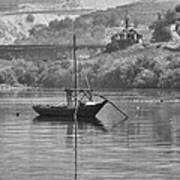 Rabelo Boat Art Print