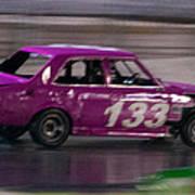 Race Car Art Print