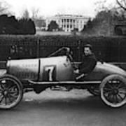 Racecar, 1922 Art Print