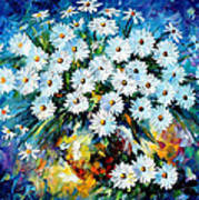 Radiance 2 - Palette Knife Oil Painting On Canvas By Leonid Afremov Art Print