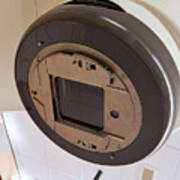 Radiotherapy Linear Accelerator Beam Window Art Print