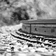 Railroad Heat Art Print