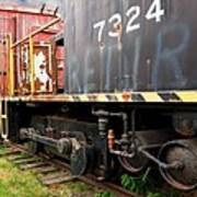 Railroad Retirement Art Print
