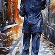 Rain Day #20 Art Print